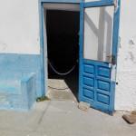 Parrucchiere nel carcere dell'Asinara -    foto di Loredana
