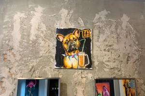 BULL BEER DOG